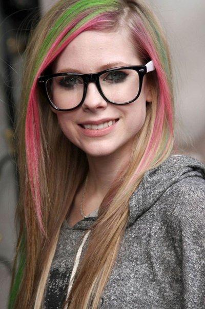 Avril Lavigne !!!! =)