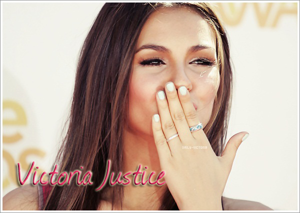 Ta nouvelle source sur Victoria Justice
