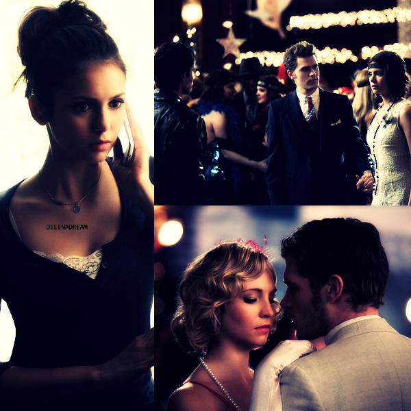 Saison 3 Episode 20 :Alaric va trouver un allié inattendu afin de le guider dans un dangereux chemin. Damon et Meredith vont tenter de découvrir ce que devrait être leur prochaine action. A la Decade Dance qui a pour thème les années 20, Bonnie demande à Jamie de l'accompagner après les conseils de Caroline. De son côté, Elena demande à Stefan d'être son cavalier. Caroline va être surprise lorsque Tyler fait son apparition lors de l'évènement, déterminé à la rendre heureuse, mais Klaus fera de son mieux pour s'immiscer ente eux. La danse va prendre un tournure mortelle lorsque Damon et Stefan réalisent qu'ils ont besoin de l'aide de Matt, Jeremy et surtout Bonnie afin d'annuler un sort qui pourrait s'avérer dévastateur pour tout le monde.
