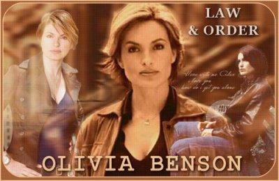 Law &Order olivia benson