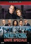 jaquette de new york unité spéciale saison 12