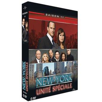 jaquettte de new york unité spéciale saison 11