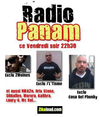 "Saizi monnaie ""SUR RADIO PANAM"" (2011)"