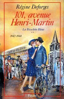 La bicyclette bleue - Tome 2 : 101, Avenue Henri-Martin