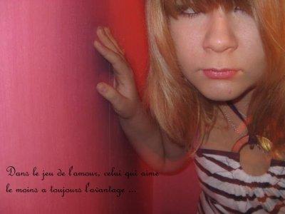 Messages d'amour de Sam' & Amandine ;) ♥