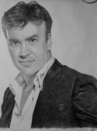 Tony CARREIRA - Dessin au crayon sur demande