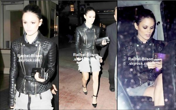""".  01 / 02 / 11 _  › La promotion de """" Waiting For Forever """" commence ! Decouvrez Rachel , sublime . ."""