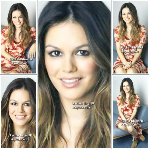 """. › Decouvrez des nouvelles photos de Rachel pour la promo. de """" Waiting For Forever """" !."""