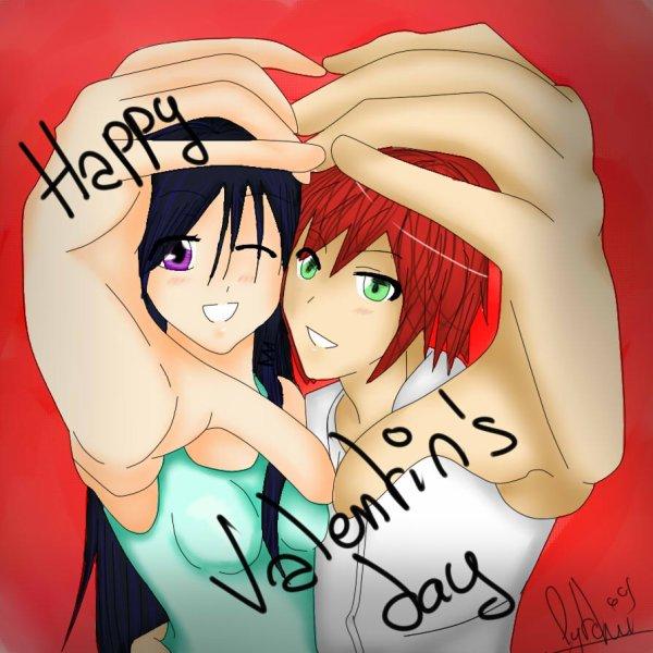 Happy Valentin's day !