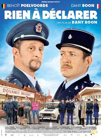 Gros succès de Dany Boon, Rien à déclarer diffusé le 26 mai sur TF1.