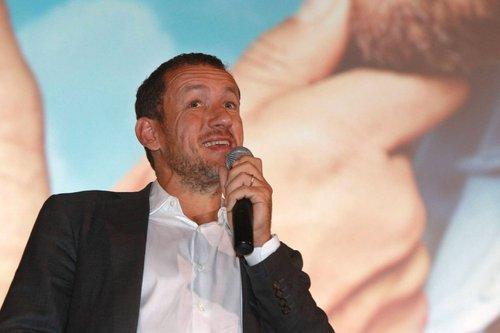 Dany Boon à Toulon pour la promotion de son nouveau film