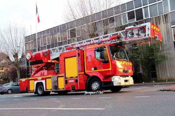 EPA FTB 186 ( CIS Fontainebleau 77 )