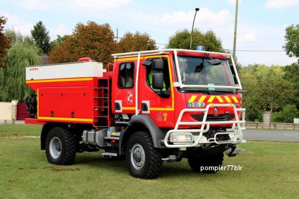 CCF BRM 48 ( Bourron-Marlotte 77 )