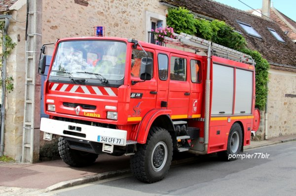 FPTHC LRB 261 ( Lorrez-Le-Bocage 77 )
