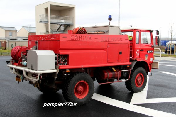 CCF GGR 222 ( CIS GUIGNES-RABUTIN 77 )