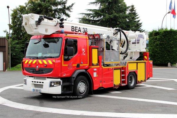 BEA CIS Melun (77)