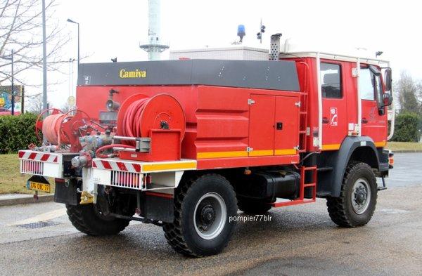 CCF CIS Dammarie-les-Lys (77)
