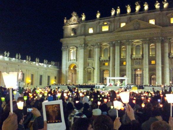 Taizé à Rome
