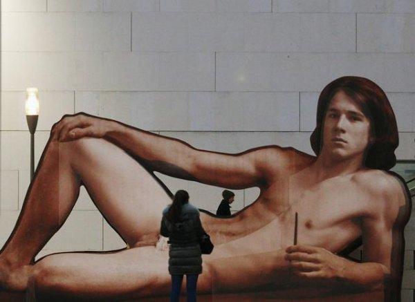 Autriche : voir nu une expo de nu