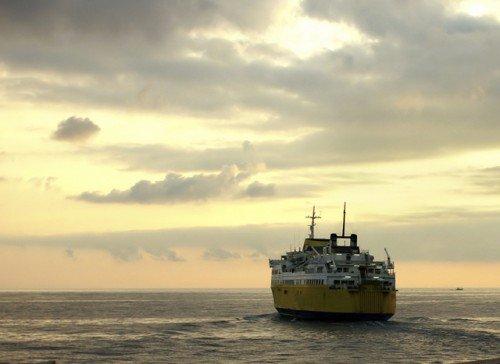 Le vaisseau fantôme de l'Atlantique Nord  (Le Vif)