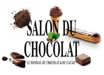 """""""Salon du chocolat""""... pour les amateurs !"""