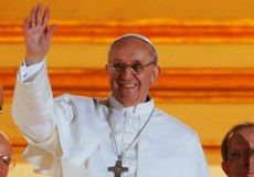Le nouveau Pape François