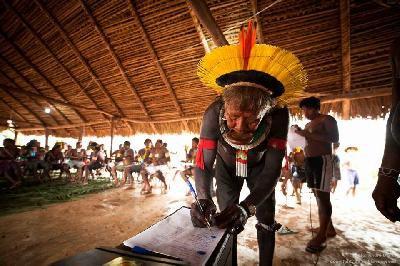 Belo Monte : le Brésil en guerre contre les Indiens au Xingú