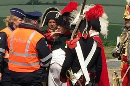 Les chevaux de Napoléon à la fourrière ?