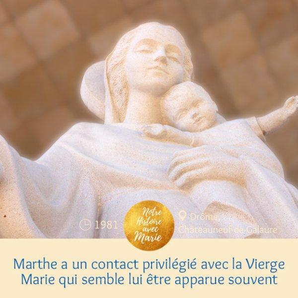 MARTHE ROBIN, UNE FONDATION POUR LA NOUVELLE ÉVANGÉLISATION