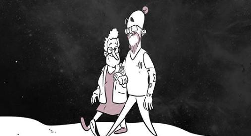 Avec son compte Instagram, cet infirmier change le regard sur les soins palliatifs