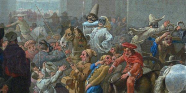 Aux origines du Mardi gras
