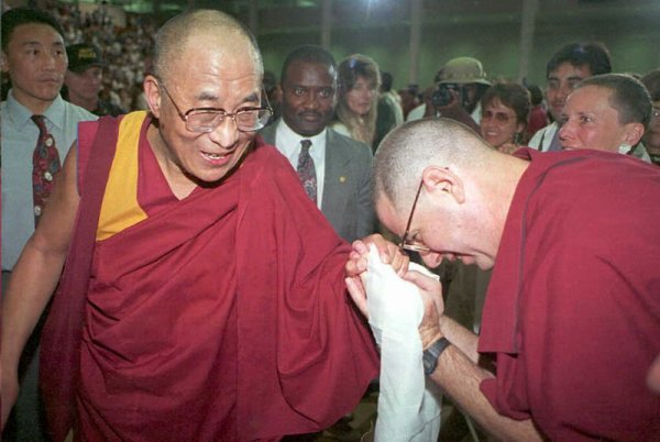 Il y a 60 ans, le Dalaï lama fuyait les troupes chinoises