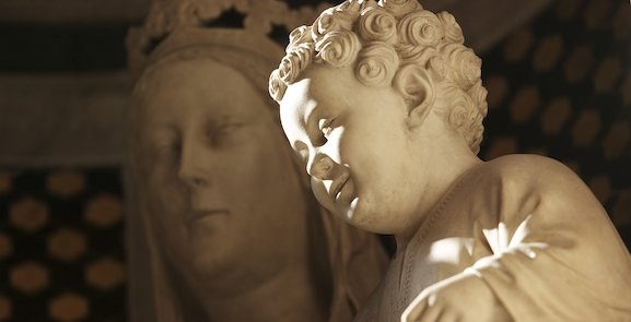 « Aller à Jésus par Marie » un précepte très ancien de l'Eglise
