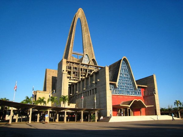 Notre-Dame d'Altagracia, cathédrale du Nouveau Monde