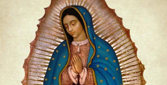Les yeux mystérieux de la Vierge de Guadalupe