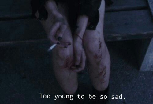 Adolescence. 1 mots, 1 sens, toute une épreuve.♥
