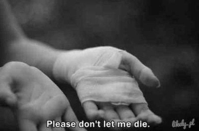 I'm sad. ❤️