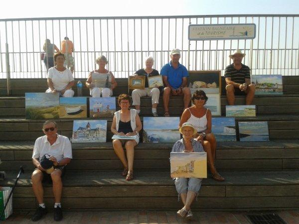 21 juillet 2013 peintre dans les rues