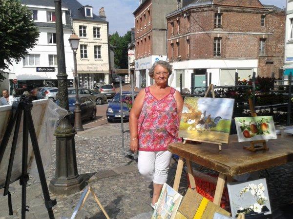 mon expo au marché