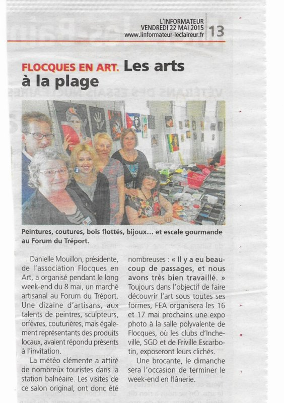 une expo du week-end