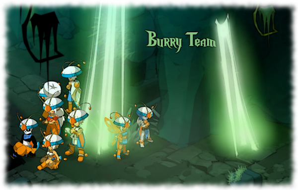 Un pas en avant pour une sacri et la guilde Screamo :)
