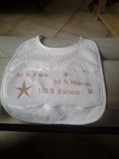 pour un bébé