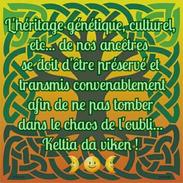 Fierté celte