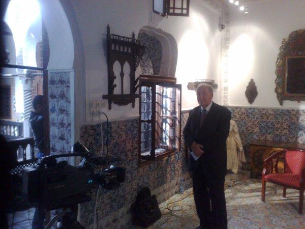 Film documentaire sur Cheikh El Hadj Abdelkrim Dali