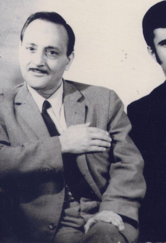 Cheikh El Hadj Omar Mekraza  1924 - 1986