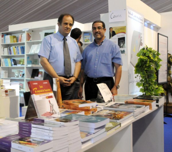 Salon international du livre