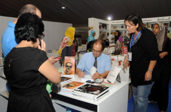 Salon international du livre abdelkader bendam che - Salon de chat algerie ...