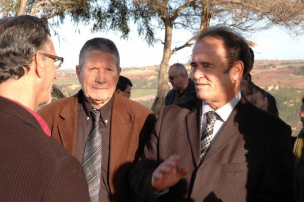 La préparation de la 7éme édition du Festival national de la chanson châabi a démarré  le 07 janvier 2012 à Sidi  Lakhdar Benkhlouf