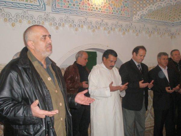Visite initiatique au mausolée de Sidi Belkacem Bouasria à Mazagran