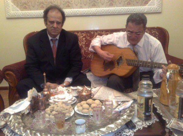 Les 1ères rencontres constantinoises de la chanson chaâbi
